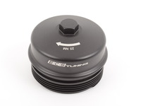 Billet Aluminum Oil Filter Cap