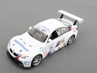 BMW E92 M3 GT2 Race Car Die-Cast Model - 1:32 Scale