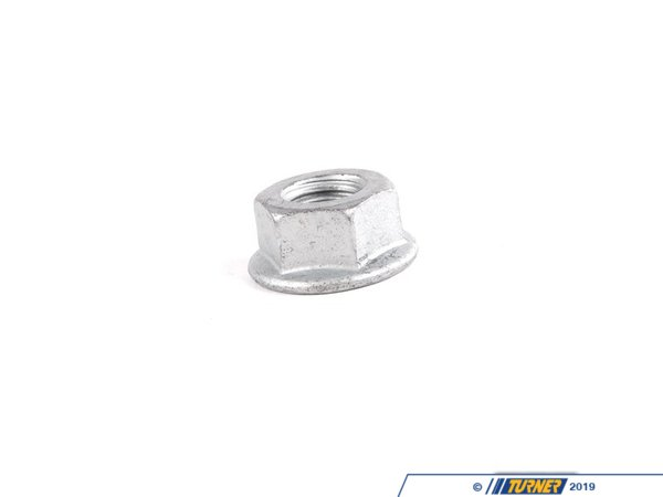 T#27597 - 07119904670 - Genuine BMW Flange Nut - 07119904670 - Genuine BMW Flange NutThis item fits the following BMW Chassis:E82 1M Coupe,E71 X6,E82,E83 X3,E89 Z4,E90,E92,E93,F15,F16,F22,F25 X3,F26 X4 X4,F30,F31,F32,F33,F34,F36,F80 M3,F82 M4,F83,i3 - Genuine BMW -