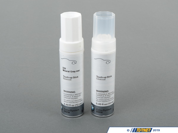 T#121008 - 51912221385 - Genuine BMW Paint Stick Mineral Grey Met - 51912221385 - Genuine BMW -