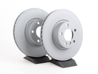 Front Brake Rotors - F25 X3 28dx, 28ix, 35ix, F26 X4