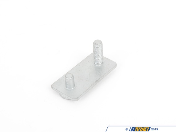 T#59999 - 33311093516 - Genuine BMW Lock Plate - 33311093516 - E39,E53 - Genuine BMW -