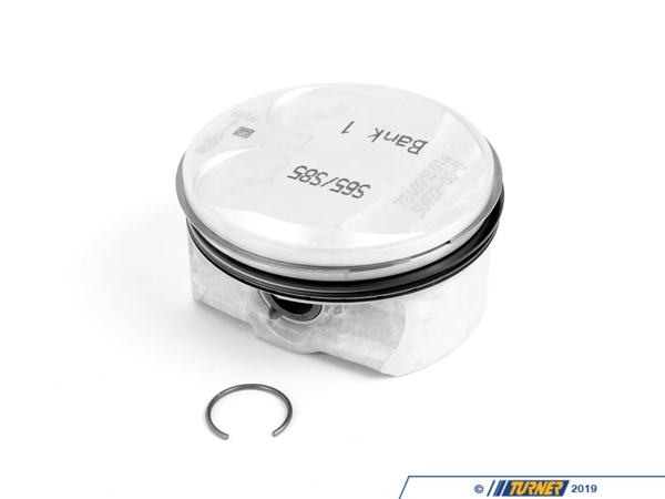 T#33565 - 11257840918 - Genuine BMW Mahle Piston 91,990mm(0) - 11257840918 - E60 M5,E63 M6,E90,E92,E93 - Genuine BMW -