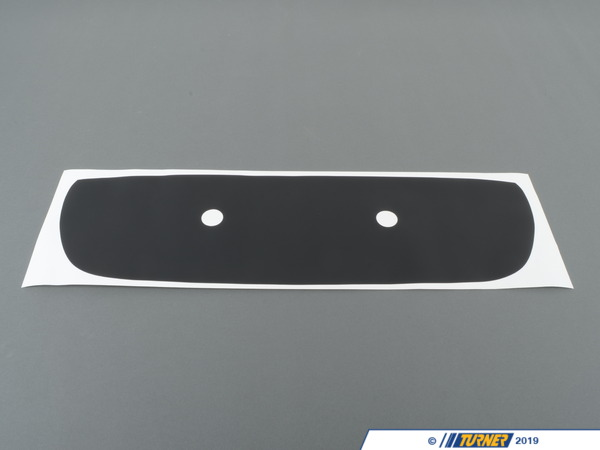 T#81178 - 51147183833 - Genuine MINI Adhesive Film F Trunk Lid Schwarz - 51147183833 - Genuine MINI -