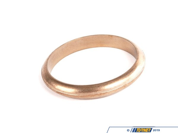 T#11785 - 18111723379 - Exhaust Gasket - E36 M3 Euro, E46 M3, Z3M, Z4M - This is the exhaust gasket seal ring.This item fits the following BMWs:1996-1999  E36 BMW M3 Euro S502001-2006  E46 BMW M31998-2002  Z3 BMW M Roadster M Coupe2006-2008  E85 BMW Z4 M Roadster M Coupe - Genuine BMW - BMW