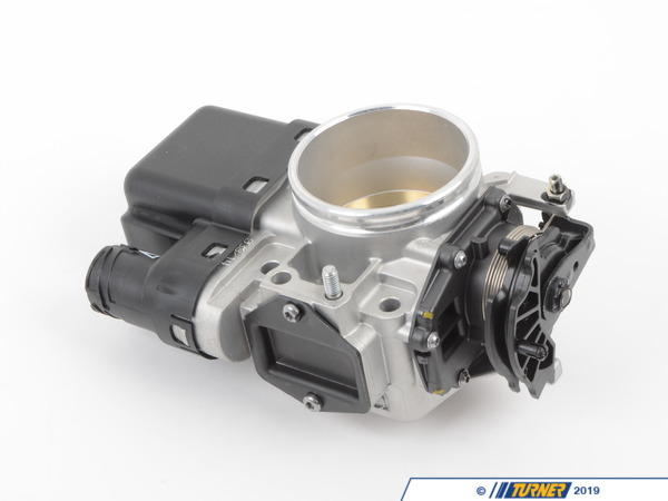 T#11918 - 13541433414 - Throttle Body Assembly - E46 323i, 328i, E39 528i Z3 2.5, 2.8 99-00 - Hella - BMW