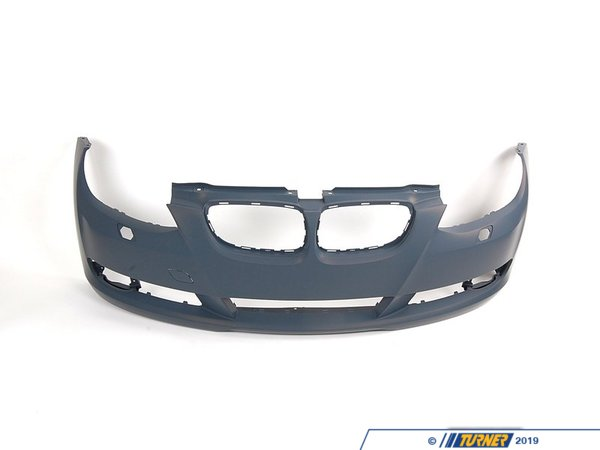 T#76403 - 51117181308 - Genuine BMW Trim Cover, Bumper, Primered - 51117181308 - Genuine BMW -