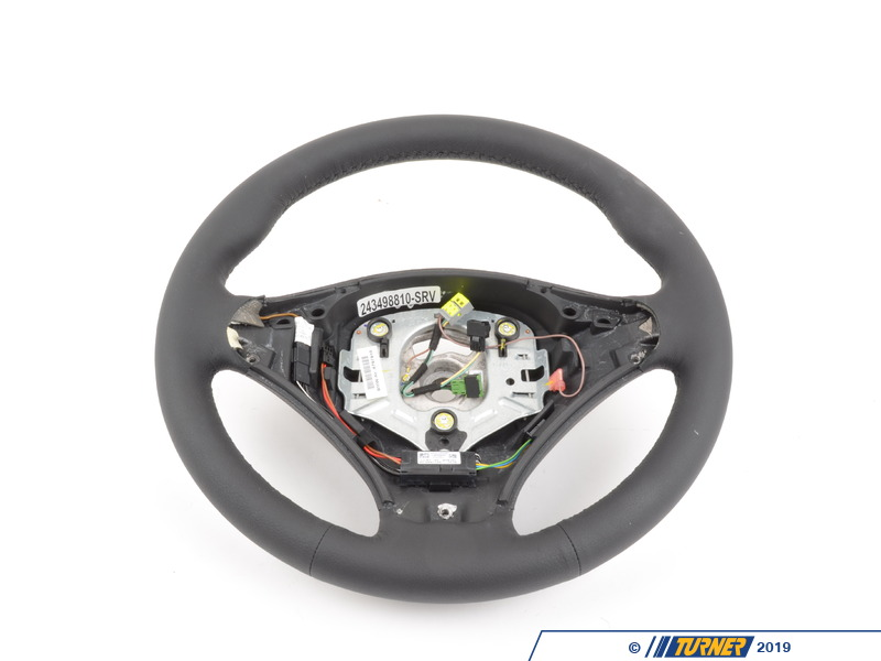 T#56799 - 32306797910 - Genuine BMW Sport Steering Wheel, Leather - 32306797910 - E70 X5 - Genuine BMW -