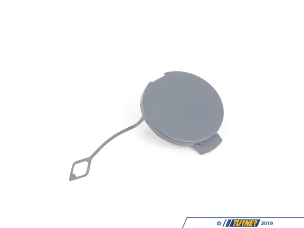 T#78398 - 51127170839 - Genuine BMW Flap, Towing Eye, Primed - 51127170839 - E85 - Genuine BMW -