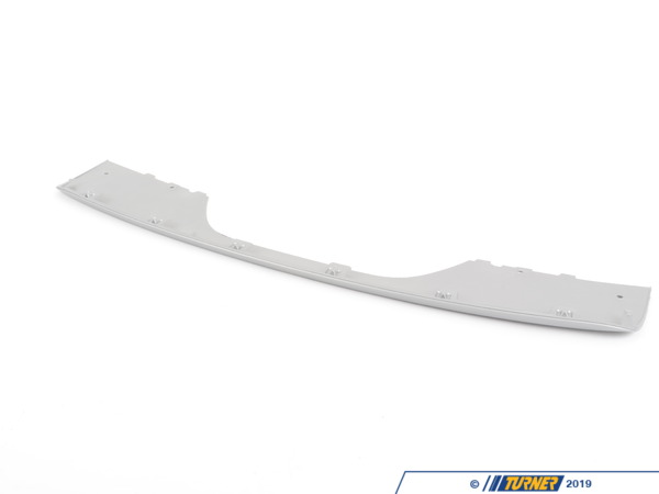T#78563 - 51127227841 - Genuine BMW Underride Protection Alu Matt / Ahv - 51127227841 - Genuine BMW -