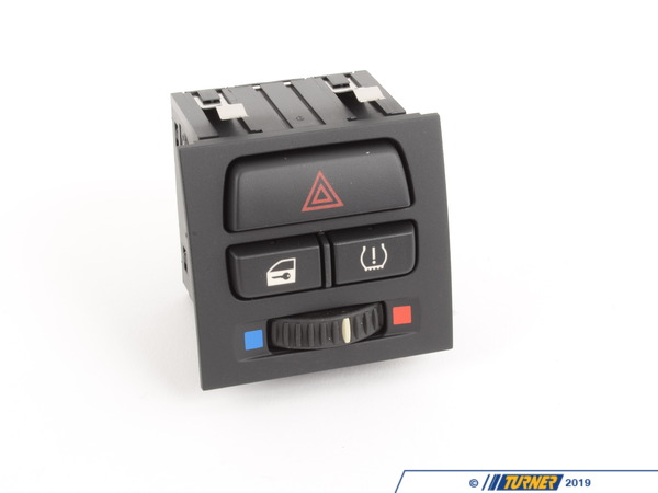 T#143016 - 61319132423 - Genuine BMW Switch For Cl/hazard Flasher - 61319132423 - Genuine BMW -