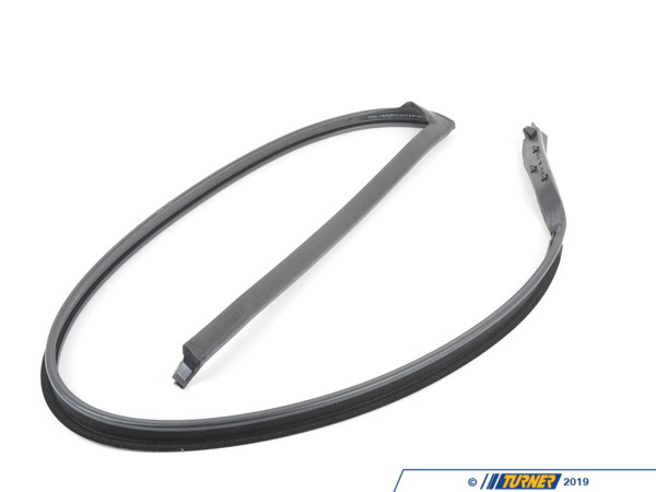 T#90241 - 51227057509 - Genuine BMW Gasket, Door Joint, Roof, Do - 51227057509 - Genuine BMW -
