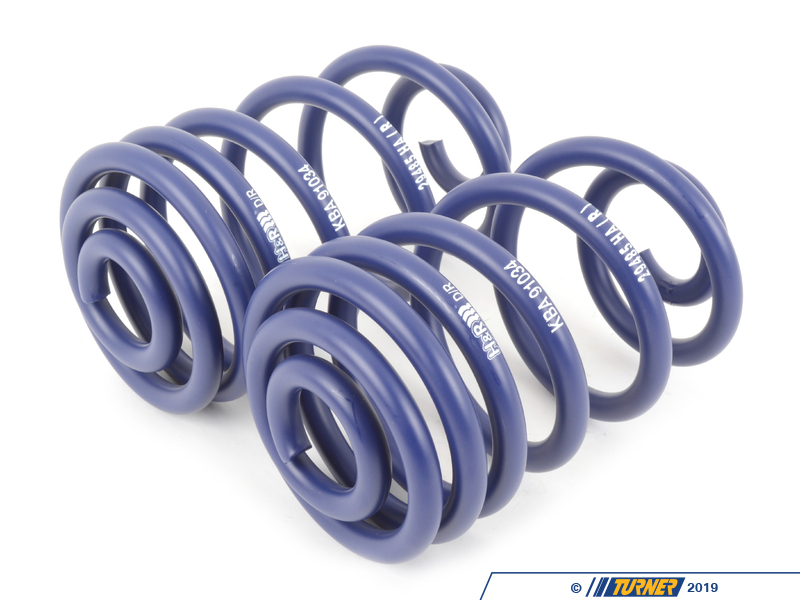 29485 - H&R Sport Spring Set - E46 Sedan/Coupe without ...