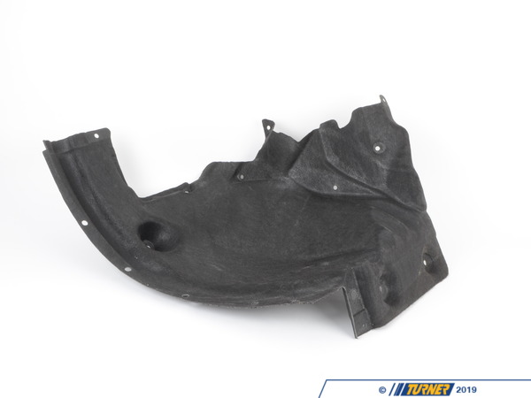 T#117826 - 51717213644 - Genuine BMW Cover F Rear Wheelhouse, Fro - 51717213644 - Genuine BMW -