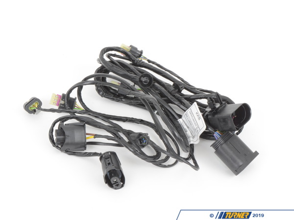 T#179167 - 61129304728 - Genuine BMW Set Of Cables, Front Apron - 61129304728 - F25 - Genuine BMW -