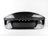 CSL Style Complete Carbon Fiber Trunk Lid - up to 09/2008