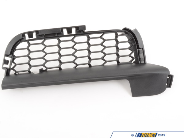 T#77168 - 51118050347 - Genuine BMW Grill, Air Intake, Left M - 51118050347 - F06,F12,F13 - Genuine BMW -