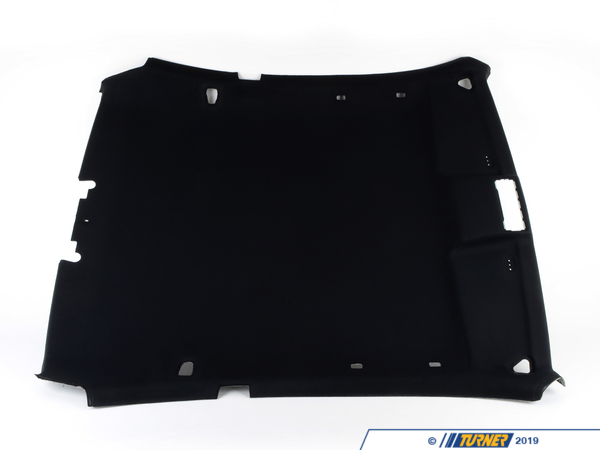 T#105787 - 51442699065 - Genuine BMW Headliner Its Schwarz - 51442699065 - Genuine European BMW -