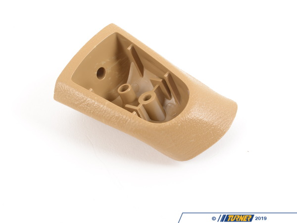 T#99359 - 51421822718 - Genuine BMW Armrest Upper Part Rear Right Nylonbraun - 51421822718 - Genuine BMW -