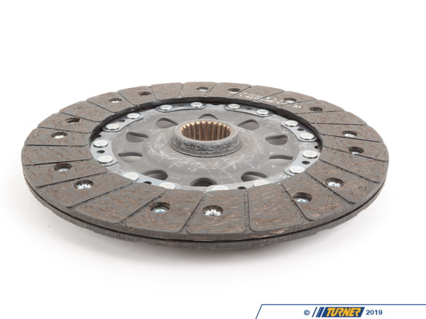 T#48902 - 21207609330 - Genuine BMW Clutch Plate D=240mm - 21207609330 - E92,E93,F10,F12,F13 - Genuine BMW -