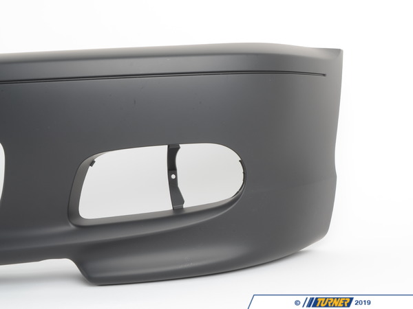 T#76899 - 51117893057 - Genuine BMW Trim Cover, Bumper, Primered, Front M - 51117893057 - Genuine BMW -