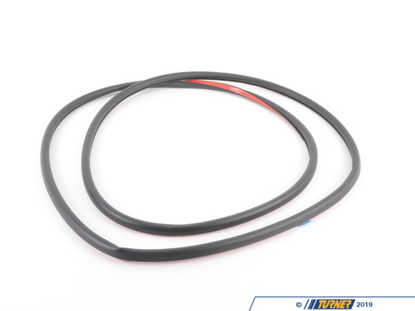 T#94543 - 51357258330 - Genuine BMW Door Weatherstrip Rear - 51357258330 - F30,F80 M3 - Genuine BMW -