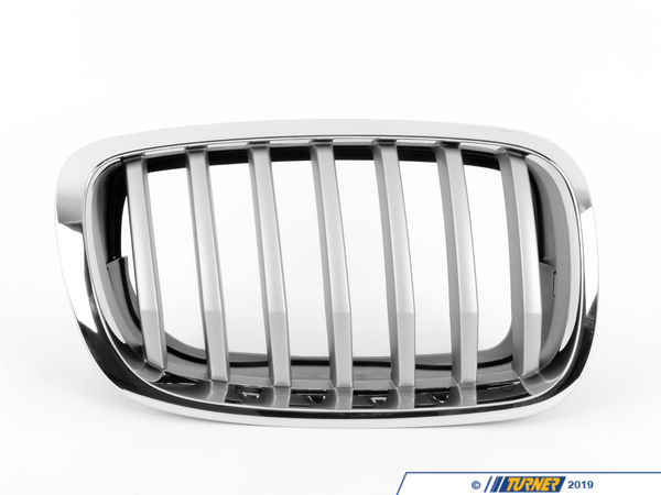 T#80218 - 51137307600 - Genuine BMW Grille, Front, Right Titan 2 - 51137307600 - E71 - Genuine BMW -