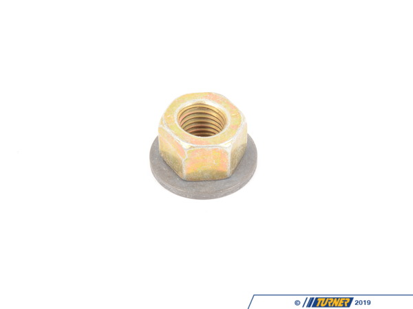 T#55992 - 32101136023 - Genuine BMW Self-Locking Hex Nut M12X1,5 - 32101136023 - E34,E34 M5 - Genuine BMW -