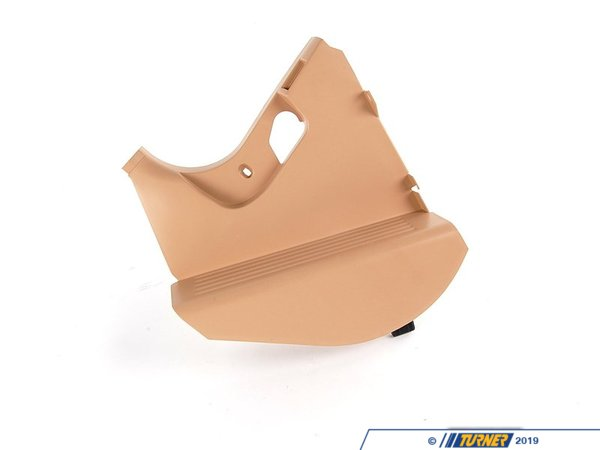 T#9771 - 51438208325 - Genuine BMW Trim Lateral Trim Panel Front Lef 51438208325 - Sandbeige - Genuine BMW -