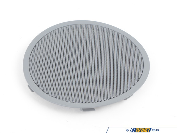 T#104984 - 51438252564 - Genuine BMW Cover Loudspeaker Right Grau - 51438252564 - E46,E46 M3 - Genuine BMW -