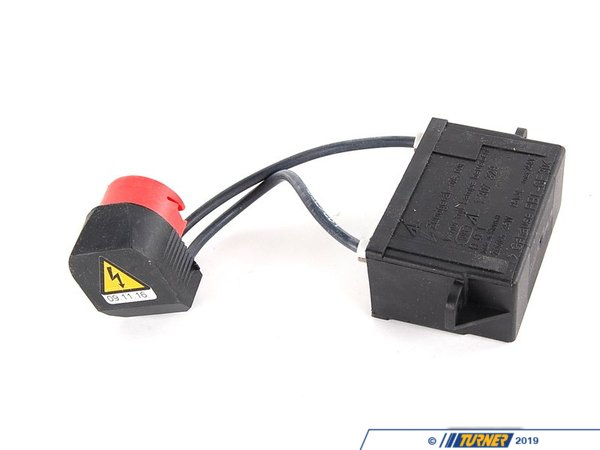 T#10822 - 63126907504 - Xenon Headlight Ignition Element - E46 325i, 330i M3 - Genuine BMW - BMW