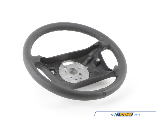 T#57555 - 32346753947 - Genuine BMW Leather Steering Wheel - 32346753947 - E46 - Genuine BMW -
