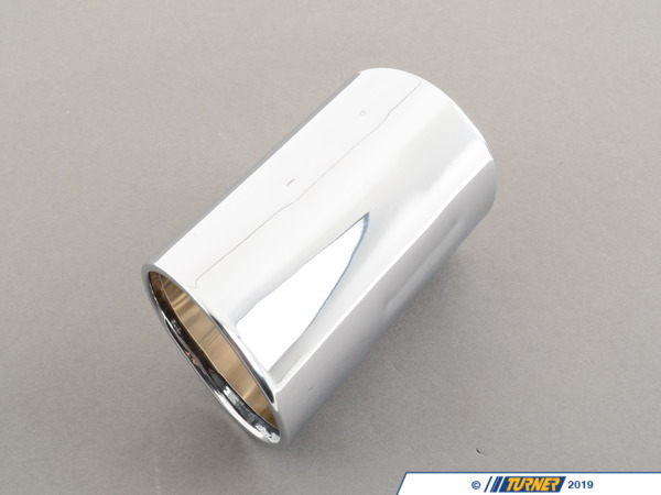 T#11404 - 82120151088 - Genuine BMW Exhaust Pipe Extension Chrome - 82120151088 - E85 - Genuine BMW -