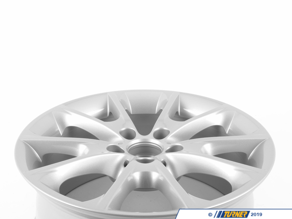 T#66717 - 36116796250 - Genuine BMW Light Alloy Rim - 36116796250 - Genuine BMW -