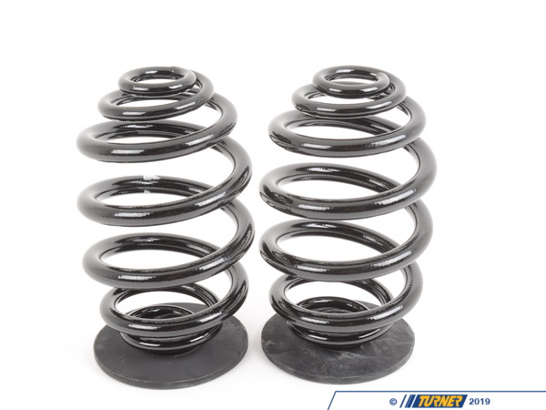 T#8001 - 33539065357 - Genuine BMW Set Coil Springs - 33539065357 - E36 - Genuine BMW -