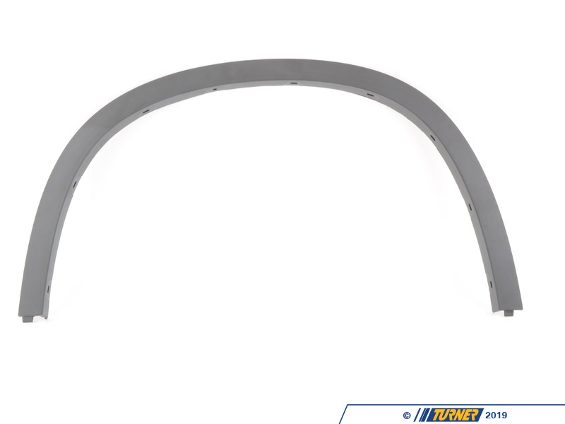 T#175720 - 51772990165 - Genuine BMW Cover, Wheel Arch, Front Lef - 51772990165 - Genuine BMW -