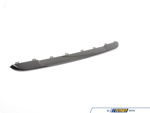 T#76832 - 51117303760 - Genuine BMW Edge Trim, Center Sportline - 51117303760 - Genuine BMW -
