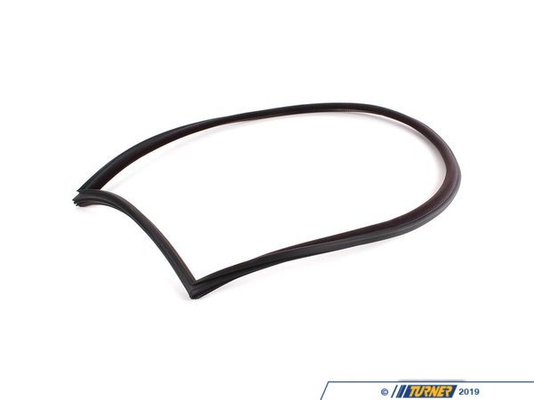 T#94872 - 51362255382 - Rear Quarter Window Gasket - Right - E36 Coupe - Genuine BMW - BMW
