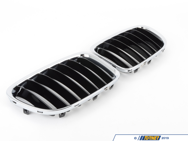 T#175047 - 51117347670 - Genuine BMW Set Of Trim Grills, Front Sportline - 51117347670 - Genuine BMW -
