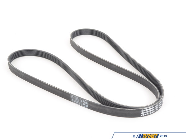 T#340686 - 11287628651 - OEM Continental Serpentine Belt - E85 Z4 3.0si, E89 sDrive30i - Conti Tech -