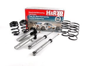 bmw h r cup kit shock spring packages for bmw 3 series. Black Bedroom Furniture Sets. Home Design Ideas