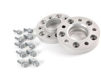 E39 25mm H&R Bolt-On Wheel Spacers (Pair)