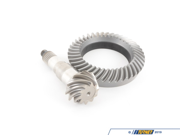 T#21503 - TMS21503 - Ring & Pinion Gear Set (R&P only) - 4.10 - E46 M3, E60 M5 - Genuine BMW Motorsport - BMW