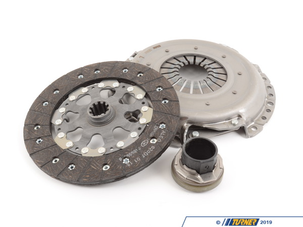 T#48943 - 21211223545 - Genuine BMW Set Clutch Parts D=228mm - 21211223545 - E36 - Genuine BMW -