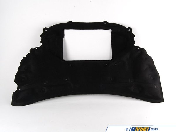 T#114533 - 51487155596 - Genuine MINI Sound Insulating Engine Hood - 51487155596 - Genuine MINI -