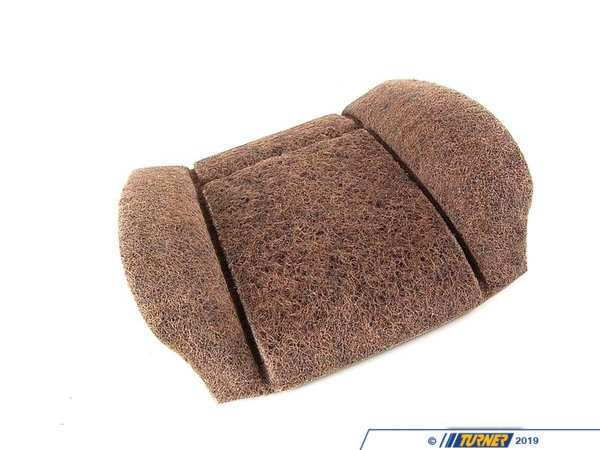 T#121475 - 52101882695 - Genuine BMW Pad Seat Backrest Front - 52101882695 - Genuine BMW -