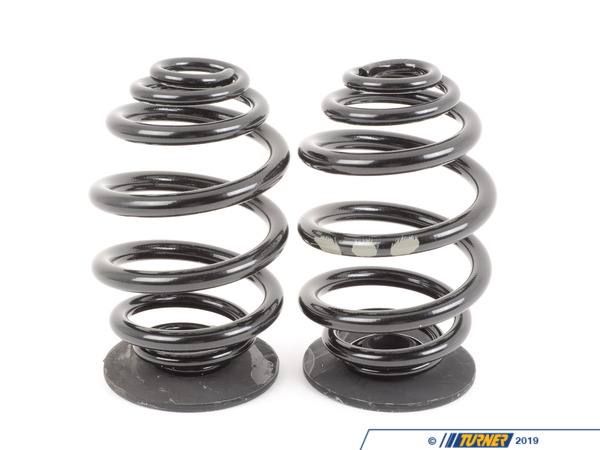 T#61340 - 33539065365 - Genuine BMW Set Coil Springs - 33539065365 - Genuine BMW -
