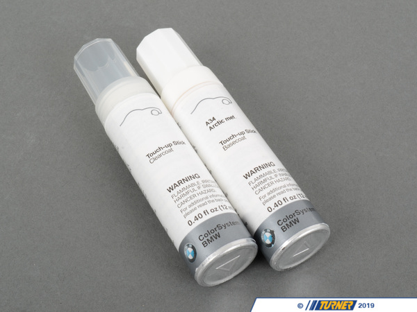 T#10267 - 51910419788 - Genuine BMW Trim Paint Stick Arctic Met. 51910419788 - Genuine BMW -
