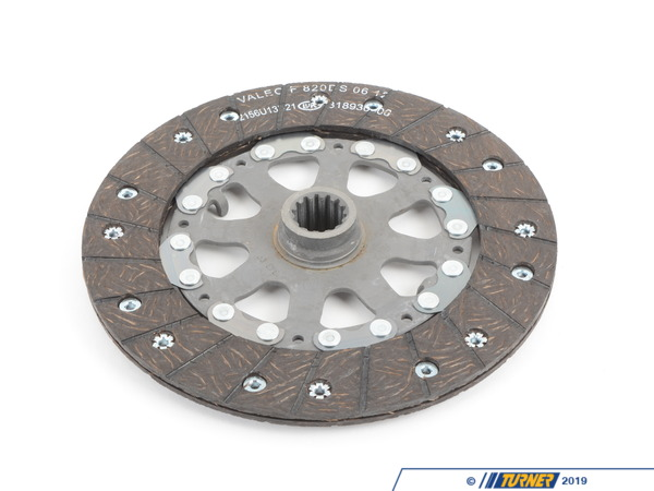 T#48866 - 21207527827 - Genuine MINI Clutch Plate D=215mm - 21207527827 - Genuine Mini -
