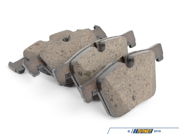 T#178457 - 34106859182 - Genuine BMW Repair Kit, Brake Pads Asbestos-Free - 34106859182 - F25 - Genuine BMW -
